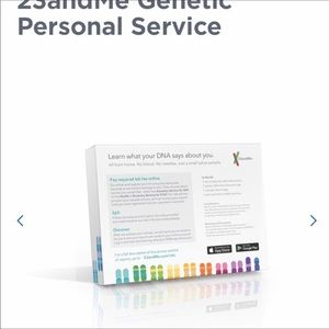 23andMe Other - 23andMe Generic Personal Service